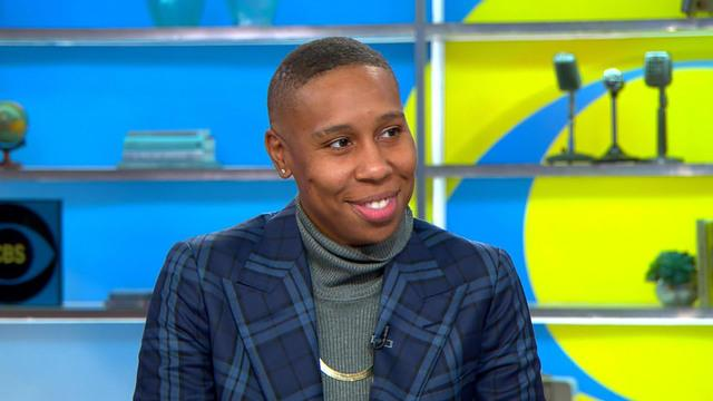 "Lena Waithe: Black people have to ""create the heroes that we need"""