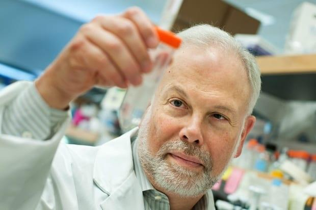 Dr. Neil Cashman, an expert in neurology, says an environmental toxin could be the cause.
