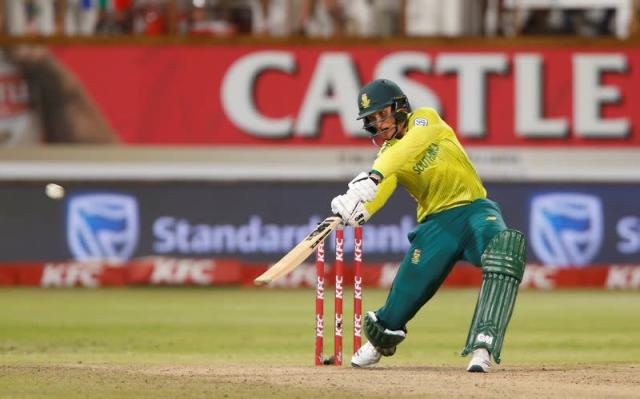 South Africa v England - Second T20
