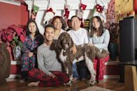 <p>Many of us have so much fun being in each other's company during holiday gatherings, we forget to commemorate the occasion. Take a few minutes to pose for a group photo so you have a record of all that love in one room that you can look back on, year after year.</p>