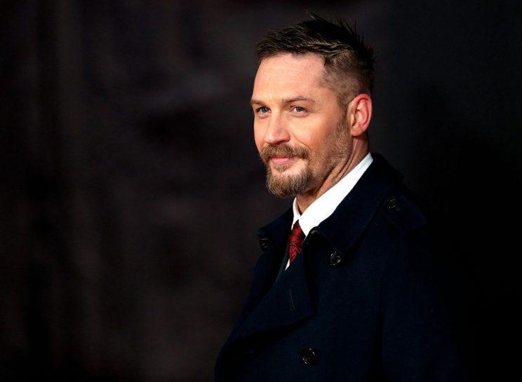 Bond?... Hardy talks about the possibilities - Credit: Getty