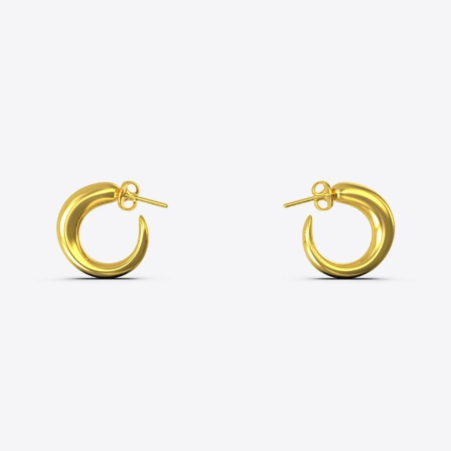 "<p>The tapered, thick-to-thin design of the Khiry Tiny Khartoum Hoops will be a stunning accessory addition for an ever-stylish aunt with expensive taste, who also loves to keep her jewelry minimal and timeless. The gilded earrings are elegant yet casual enough to pair with a T-shirt and jeans or a little black dress for any virtual happy hour. </p> <p><strong>$225</strong> (<a href=""https://www.khiry.com/product/tiny-gold"" rel=""nofollow noopener"" target=""_blank"" data-ylk=""slk:Shop Now"" class=""link rapid-noclick-resp"">Shop Now</a>)</p>"