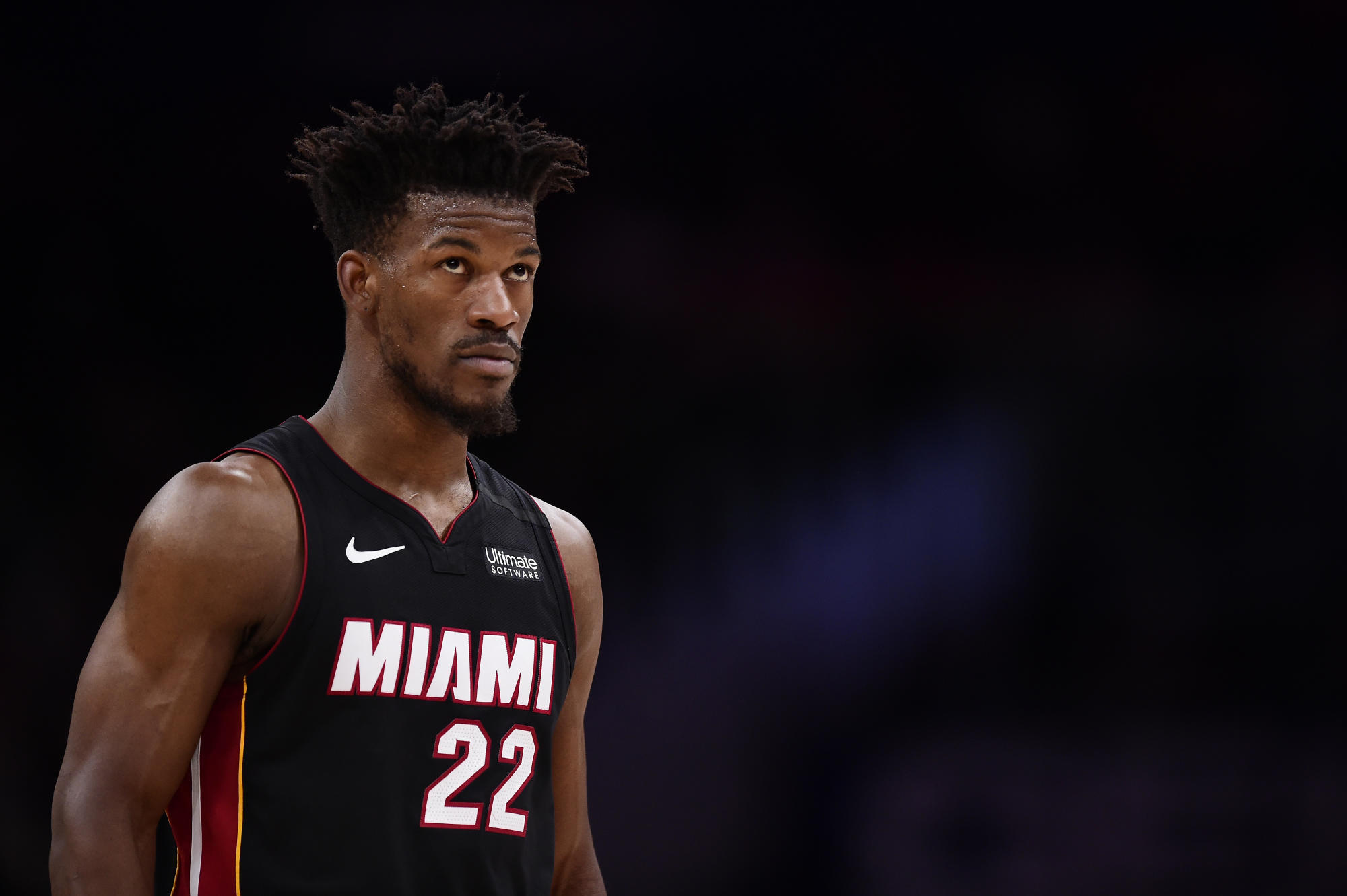 Instead of a social justice message, Jimmy Butler wants his jersey to be blank