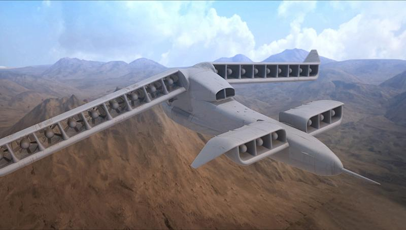 NASA and DARPA Reveal the Radical Future of Flight [VIDEO]