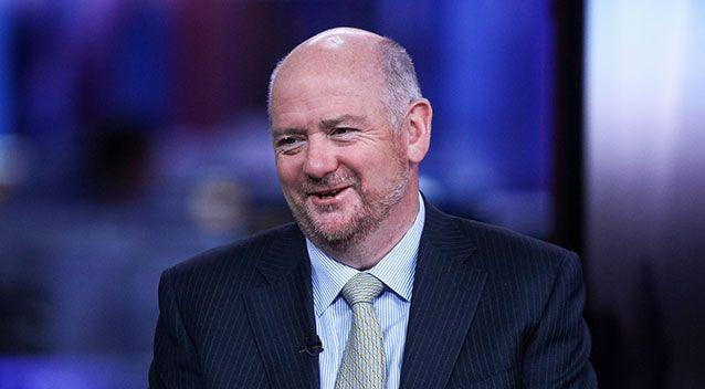 Richard Cousins was the CEO of the world's largest food catering company Compass Group. Source: Getty