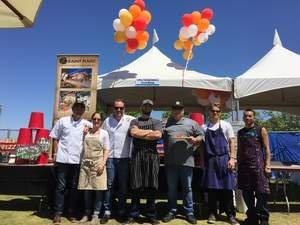 """Saint Marc Pub-Cafe, Bakery & Cheese Affinage Takes Home """"Best of the Best #1 Overall"""" at the Taste of Huntington Beach"""