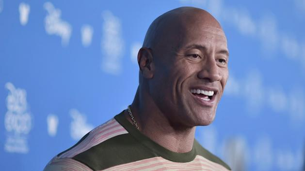 Dwayne Johnson To Star And Produce Movie About UFC Champ Mark Kerr