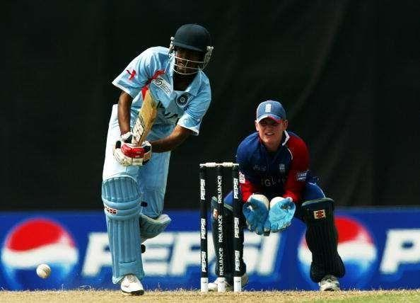 Tanmay Srivastava was India's best batsman in the 2008 U-19 World Cup