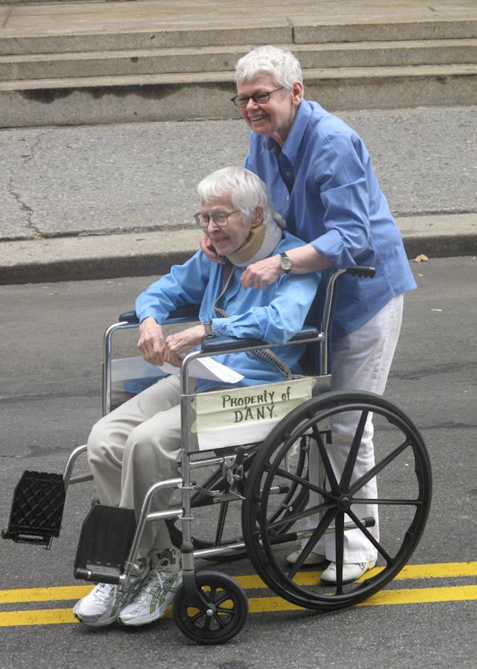 They have been together for 23 years.  Joao Costa/Yahoo! News