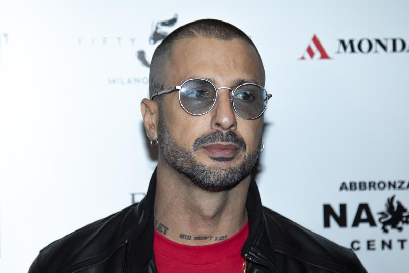 Fabrizio Corona (photo by Marco Piraccini/Archivio Marco Piraccini/ Mondadori via Getty Images)