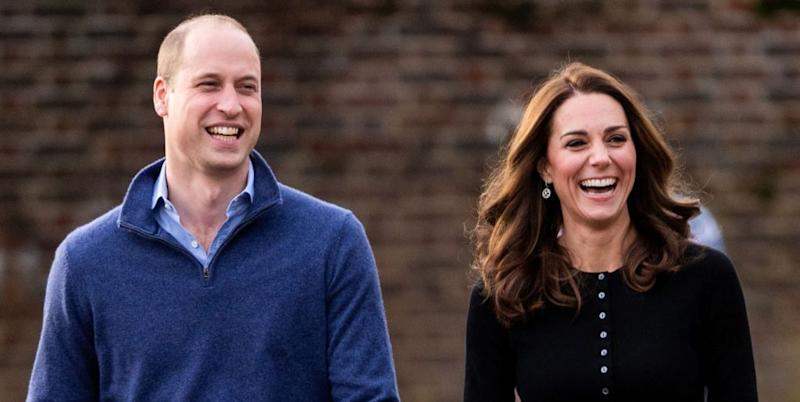 There's a job going for Kate Middleton and Prince William at Kensington Palace