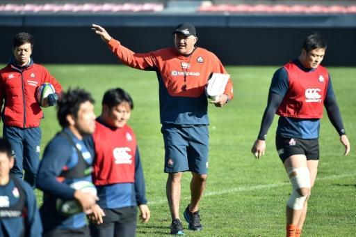 <p>Japan face Tongan test of size and strength</p>