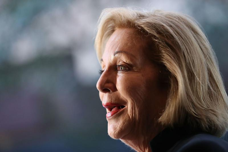 Ita Buttrose's comments about millennial workers have been criticised. Image: Getty