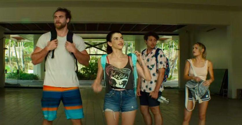<p><strong>IMDb says: </strong>Four friends head to Hawaii to investigate reports of a haunting at an abandoned resort in hopes of finding the infamous Half-Faced Girl. When they arrive, they soon learn you should be careful what you wish for.</p><p><strong>We say: </strong>This is kind of so-bad-it's-good viewing, but sometimes that's what you're after. Right?<strong><br><br>Who's in it? </strong>Bianca Haase, Brock O'Hurn, Michael Vlamis</p><p><strong>Where can I watch it?</strong> Amazon Prime Video </p>