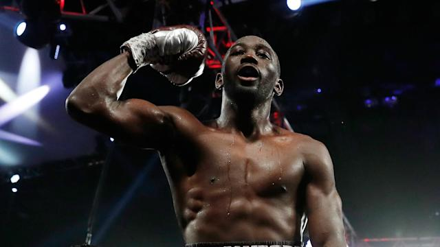 Saturday's bout came to an anti-climactic end after a shot below the belt left Amir Khan unable to continue against Terence Crawford.