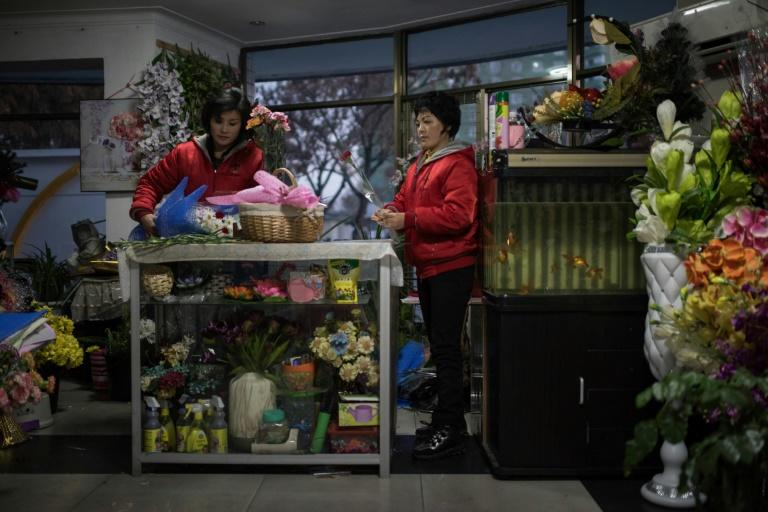 For the wealthy inhabitants of Pyongyang, most things are available to buy