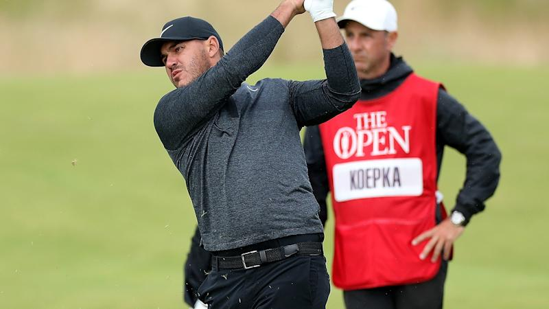 Brooks Koepka WDs from Travelers after caddie tests positive for COVID-19