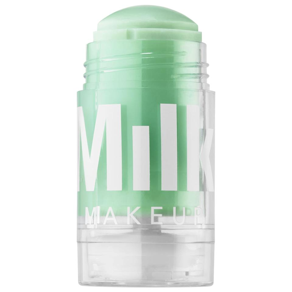 "<p>This <a href=""https://www.popsugar.com/buy/Milk-Makeup-Matcha-Toner-401441?p_name=Milk%20Makeup%20Matcha%20Toner&retailer=sephora.com&pid=401441&price=26&evar1=bella%3Aus&evar9=46529711&evar98=https%3A%2F%2Fwww.popsugar.com%2Fbeauty%2Fphoto-gallery%2F46529711%2Fimage%2F46529729%2FMilk-Makeup-Matcha-Toner&list1=shopping%2Csephora%2Cbeauty%20shopping%2Cmatcha&prop13=mobile&pdata=1"" rel=""nofollow"" data-shoppable-link=""1"" target=""_blank"" class=""ga-track"" data-ga-category=""Related"" data-ga-label=""https://www.sephora.com/product/matcha-toner-P419520?icid2=products%20grid:p419520:product"" data-ga-action=""In-Line Links"">Milk Makeup Matcha Toner</a> ($26) will help detoxify and purify your pores, and it's so easy to travel with.</p>"
