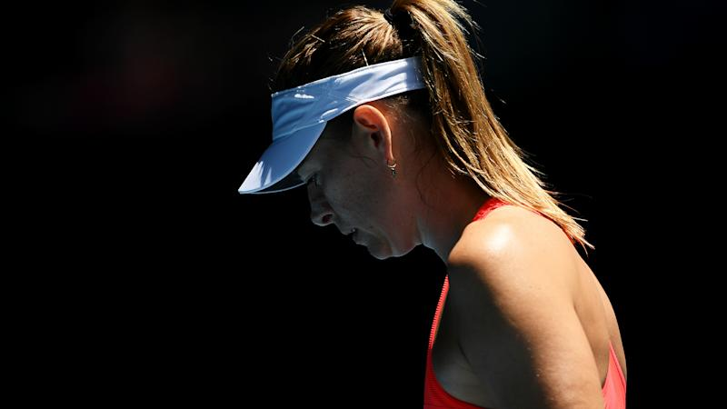 Australian Open 2020: Sharapova's slam woes continue after suffering earliest Melbourne exit in 10 years