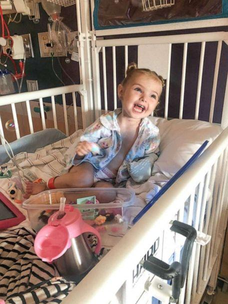 PHOTO: Quinn Walker was born in 2007 missing the left side of her heart. She's had two open heart surgeries and one more procedure coming in April 2020. (Sandee Walker)