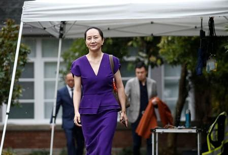 Huawei CFO fighting U.S. extradition says her rights were violated