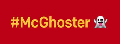 Sending ghost emojis and using #McGhoster, the public are calling out McDonald's on Twitter for not signing the Better Chicken Commitment.