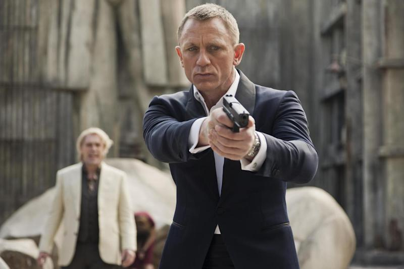Moving on: Daniel Craig as James Bond (MGM Pictures/Columbia Pictures/EON Productions)