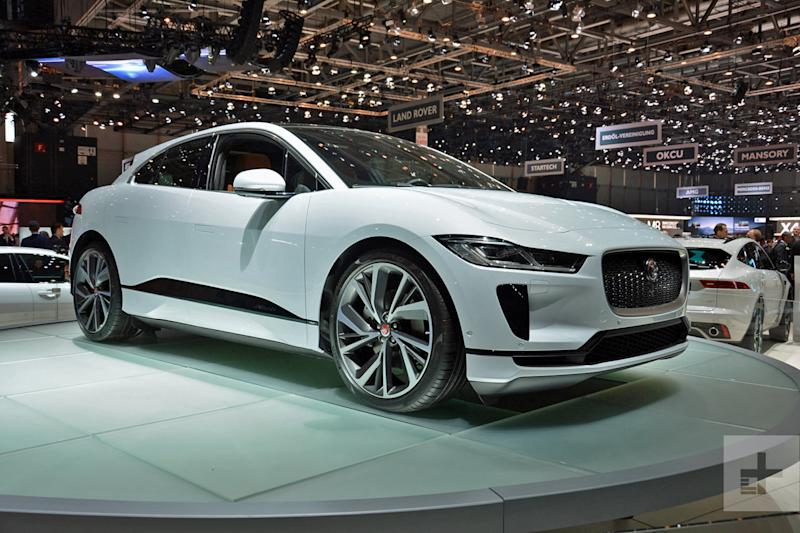 Tesla 2019 >> Jaguar S All Electric 2019 I Pace Has Tesla In Its Sights
