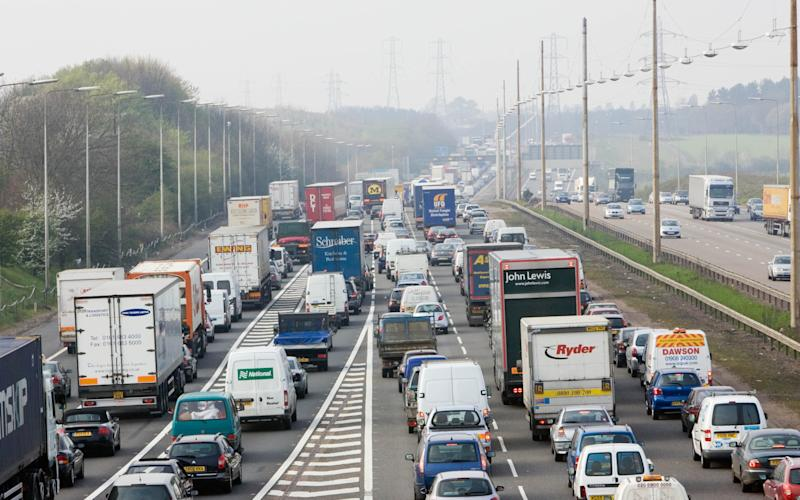 Could the M1 be renamed 'The Morrissons M1'? - This content is subject to copyright.