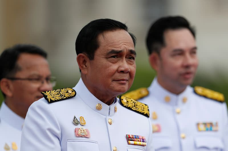 Thai PM appeals for unity amid almost daily protests