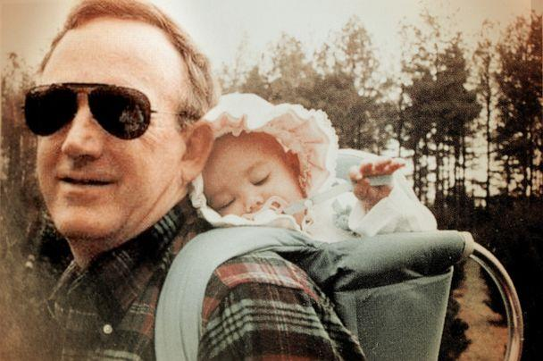 PHOTO: JonBenét with her father John Ramsey. (John Ramsey)