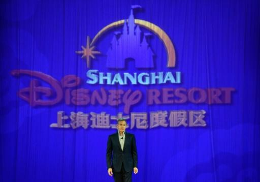 China fines hotel chain for stealing the Disney magic