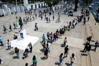 Chilean polling stations will be kept open for longer than usual to avoid overcrowding due to the coronavirus pandemic which has hit the country hard