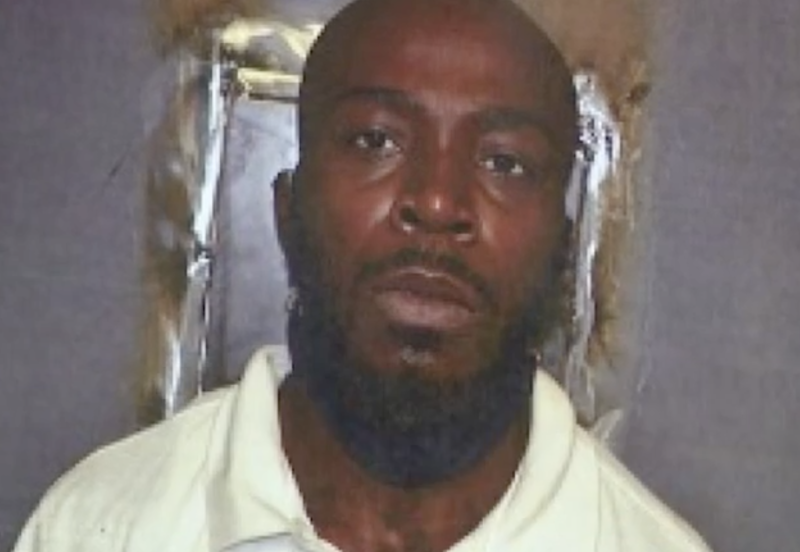 Photo shows Melvin Martin Jr who allegedly travelled with luggage stuffed with his dismembered girlfriend.