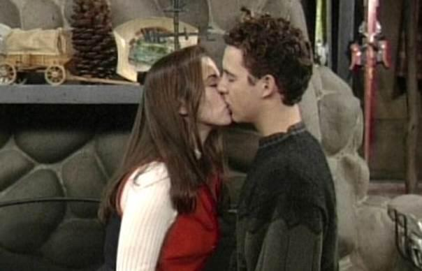 """Oh No! Is Lauren going to get in-between Cory and Topanga again on """"Girl Meets World""""?"""