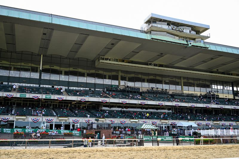 Horse racing: Trainers adapt to COVID-19 era ahead of Saturday's Belmont