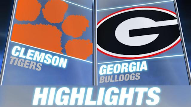 Todd Gurley leads Georgia past Clemson 45-21