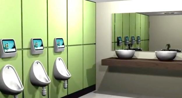 World's first pee-controlled video game opens in London bar