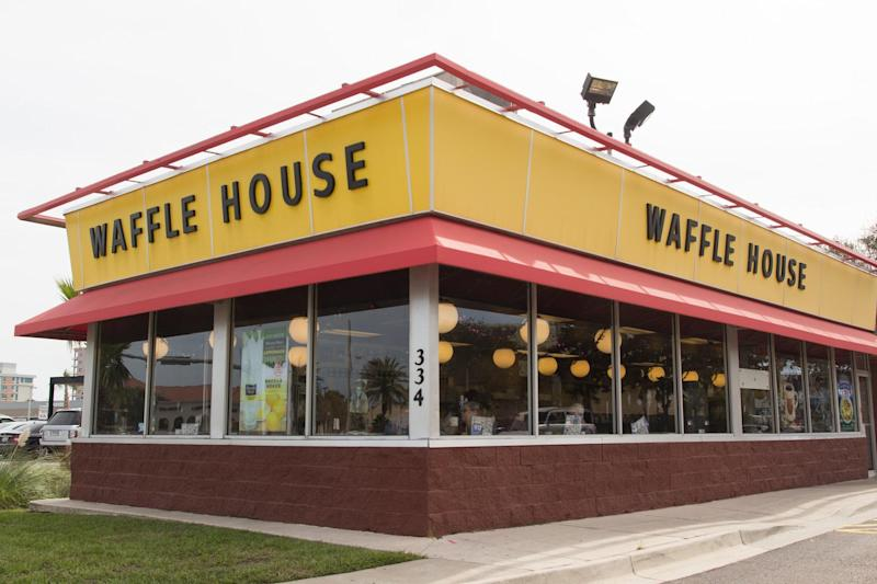 Waffle House Index goes red as coronavirus closes more than 400 restaurants