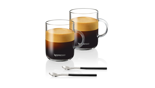 Giveaway: Win The New Nespresso Vertuo Next Coffee Machine, Aeroccino3 Milk Frother and Coffee Accessories