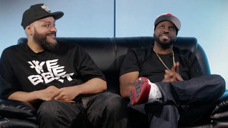 DJ Funk Flex explains why software DJs can't touch him, why he called out Drake