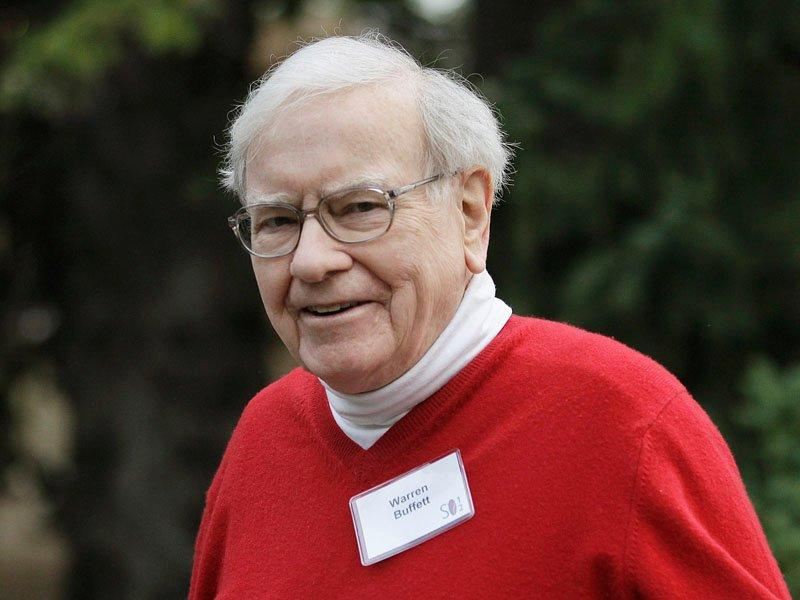JPMorgan doing the right things: Buffett