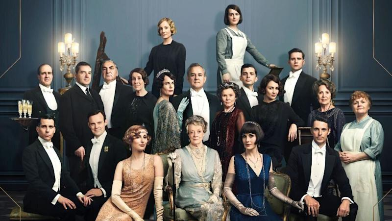 Downton Abbey trailer arrives (Credit: Universal)