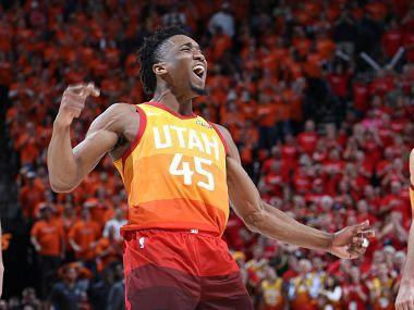 "Cleveland: It was only last year that Donovan Mitchell agonised over the decision to turn pro and join the NBA this season. He was inclined to stay back in college for another year to power his college team Louisville Cardinals' challenge for the NCAA Championship and skip the NBA Draft. But as fate would have it, he did enter the draft and after being chosen as the 13th overall pick, the 21-year-old ended the season as a Rookie of the Year finalist after having led the Utah Jazz to the second round of the NBA Playoffs by scoring 20.5 points per game. File image of Donovan Mitchell. Image courtesy: Twitter @spidadmitchell Their run ended against the Houston Rockets in the Western Conference semis. But Mitchell and the Jazz's performance has already raised expectations off the team for the seasons to come. In Cleveland for the NBA Finals, Mitchell took time out to talk to journalists from India about his rookie season, LeBron James and US President Donald Trump. Excerpts from an interview: How would you sum up your rookie season with Utah Jazz? My rookie season went well. I think I did a lot of pretty good things, I can say I set up a good base that I can improve on. As a whole I'm really happy with what I did and what the team did as well. Could you talk about the learning curve in the first season, where the whole team started to rely on you at a point? It came naturally. It evolved into what it is now and my teammates were the biggest pushers for it. I'm happy to have teammates that are really behind me and propelled me to get to where I'm at today. What is the influence that LeBron James has on players like him who have just come into the league? It's definitely inspiring (to watch him). You definitely want to be like that, or to be the best. You know to get to that level there's a lot of hard work put into it. A man like him who has been to eight NBA Finals... there's nothing he hasn't seen before. Hopefully I'll get to that level with Utah and do big things. Your view on LeBron, Kevin Durant and Stephen Curry saying they won't visit the White House should their team win the NBA Finals.. It's a tough one. It's tough for the whole world. I think Steve Kerr said it best when he said there's a guy who is dividing the country for his own gain. That really hit home when he said that. Ours is a country whose sole purpose is to be united... United States of America. I don't think we're at that point right now. For two teams to kind of lock in and say that about the situation shows the united front we are trying to have. Whether the players are black or white, it's something that resonates with people because of their character. Do players discuss the Trump situation in the locker rooms? It's one of those things that you can't believe it. It sounds unreal! But it is real! I don't talk about it as much, but some of my teammates do. It's just one of those things where I feel that God works in ways where He will heal things or fix things. Sometimes, things have got to go way down, before they go back up. It's my philosophy. Coming into the league as a rookie, which player did you look up to? Coming into the league, I was a big LeBron fan. And Russell Westbrook too. Westbrook's more realistic for me because of how I play and our size. You know I'm not 6'8"" and 260 pounds. But I like to model my game after him, Damian Lillard and Dwayne Wade. You became a fan favourite in just your first season with Utah. What makes people like you so much? I try to be as real as possible. I try to be relatable. I don't like to be put on this crazy pedestal. I'm just a regular guy who just happens to shoot, make shots, dunk and jump really high. I try to be as relatable as possible. I tweet and Instagram a lot, you know just to give people an insight into my life and to show them that I'm not some God. I want to show kids that you guys can do this too if you put your kind to it. Would you like to play alongside LeBron sometime in the future? I'd rather beat LeBron in the Finals. I'd rather beat him at a place where he has a lot of experience. I mean, who wouldn't want to play with LeBron, but between playing with him or beating him, my personal preference would be to beat him. The writer's trip was sponsored by NBA India"