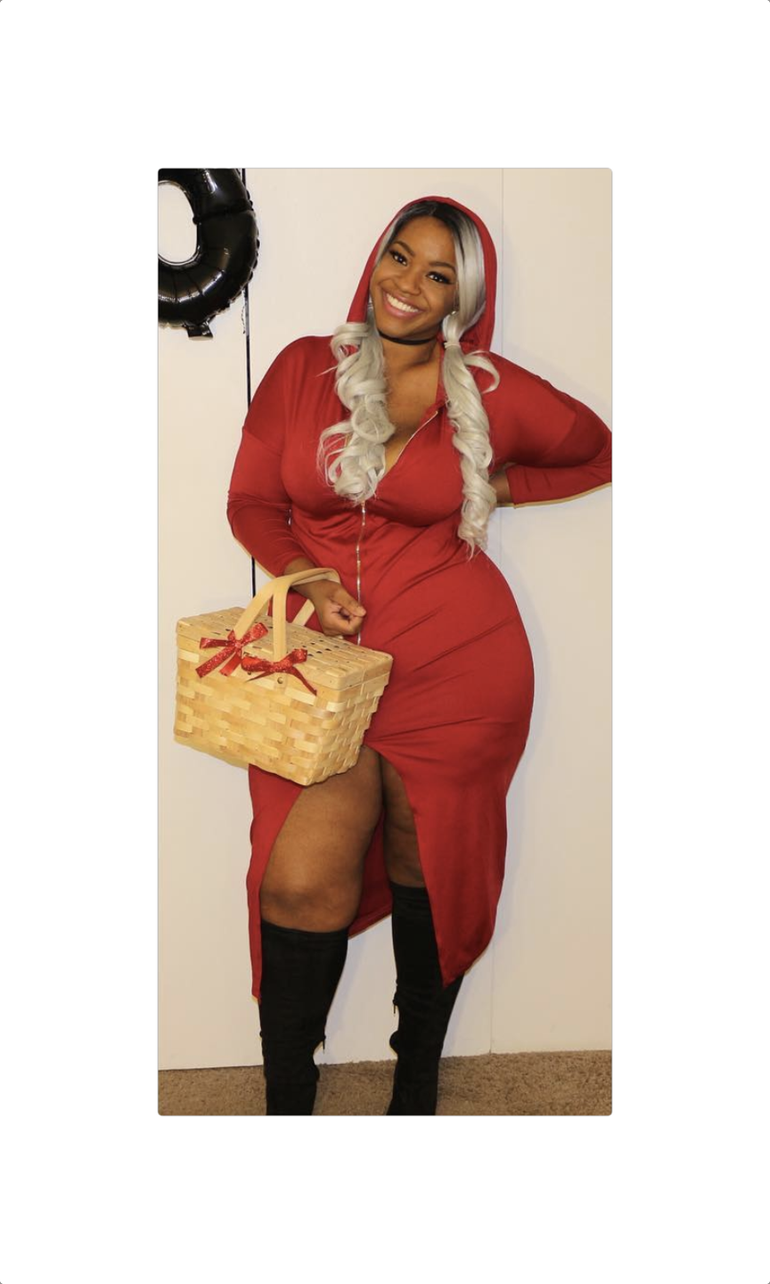 """<p>As long as you have a hooded red dress and a pair of black boots, the only accessory you need is a simple wicker picnic basket. Can't find a red dress? Opt for a skirt and a hoodie combo. </p><p><a class=""""link rapid-noclick-resp"""" href=""""https://www.amazon.com/Vintiquewise-Rectangular-Basket-Gingham-Lining/dp/B00RW5VDUC/ref=sr_1_3?dchild=1&keywords=wicker+picnic+basket&qid=1594228392&sr=8-3&tag=syn-yahoo-20&ascsubtag=%5Bartid%7C10072.g.28615520%5Bsrc%7Cyahoo-us"""" rel=""""nofollow noopener"""" target=""""_blank"""" data-ylk=""""slk:SHOP BASKET"""">SHOP BASKET</a></p>"""