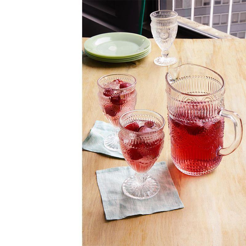 """<p>Make a large pitcher of this sweet drink a few hours a head of serving so that you're not constantly playing bartender for your guests. </p><p><em><strong>Get the recipe at <a href=""""https://www.thepioneerwoman.com/food-cooking/recipes/a32304366/strawberry-sangria-recipe/"""" rel=""""nofollow noopener"""" target=""""_blank"""" data-ylk=""""slk:The Pioneer Woman"""" class=""""link rapid-noclick-resp"""">The Pioneer Woman</a>.</strong></em></p>"""