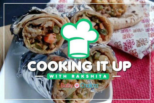 How to Make Vegetable Soya Rolls at Home: Quick Recipe