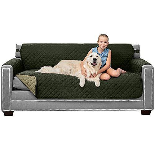 """<p><strong>Sofa Shield</strong></p><p>amazon.com</p><p><strong>$29.95</strong></p><p><a href=""""https://www.amazon.com/dp/B00S56CED2?tag=syn-yahoo-20&ascsubtag=%5Bartid%7C10049.g.37115583%5Bsrc%7Cyahoo-us"""" rel=""""nofollow noopener"""" target=""""_blank"""" data-ylk=""""slk:Shop Now"""" class=""""link rapid-noclick-resp"""">Shop Now</a></p><p>Get you a sofa cover that'll <em>protec</em>, in case your pet(s) decide to <em>attac</em> that fine piece of couch whenever you're not looking. This one here is reversible, tear-resistant, <em>and</em> easily washable.</p>"""