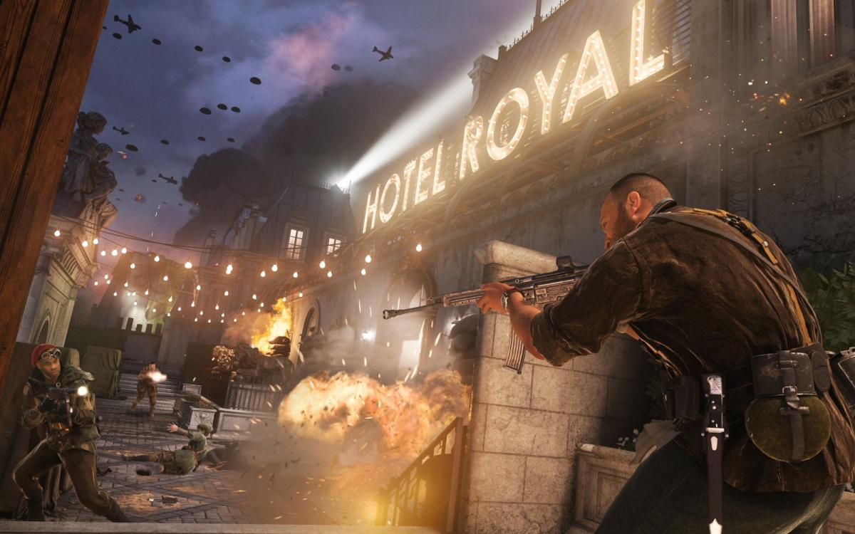 Latest 'Call of Duty: Vanguard' trailer offers a first look at multiplayer - Yahoo News Canada, End Game Boss, endgameboss.com