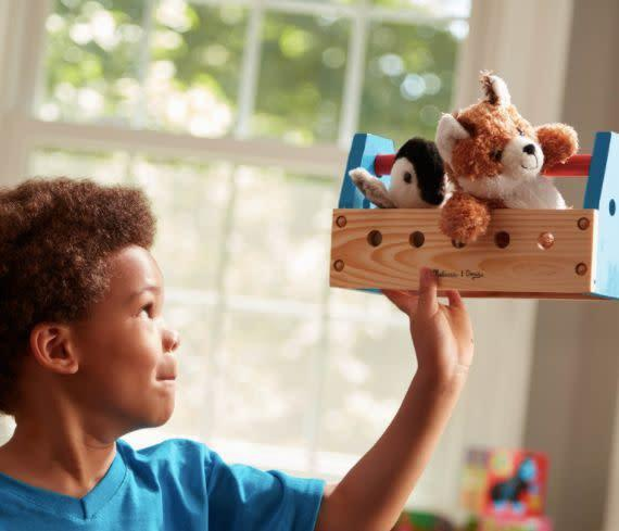 Save up to 35% on<span>Melissa & Doug</span>toys and furniture